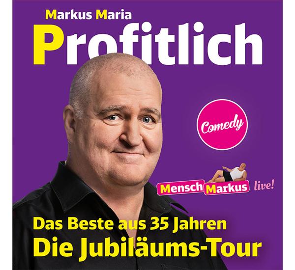 11.12.2021: Markus Maria Profitlich, Jahnhalle - Bad Breisig